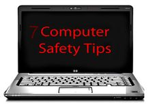 No matter how tech savvy you are at one point of time your PC gets infected. To protect and keep your PC safe here are some 7 computer tips to keep your PC.