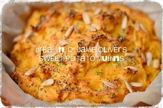 """Testing a #glutenfree version of @jamieoliver #superfood #healthy, #delicious """"Sweet Potato Muffins""""... http://appetibilis.net/2015/11/13/recipe-testing-jamie-olivers-sweet-potato-muffins/"""