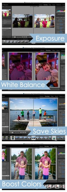 Lightroom: The best photo editing software for moms