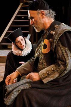 This is the best Shylock I've ever seen. Utah Shakespeare Festival