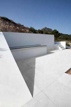 Fran Silvestre Arquitectos   CASA DEL ACANTILADO