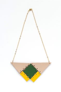 GRETA statement collar www.lulasays.com