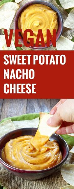 That's Nacho Sweet Potato Cheese! With soy sauce and nooch.