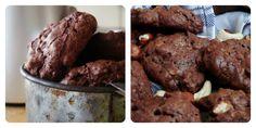 Nutellakoekjes (zonder Nutella!) | Baked Louie's