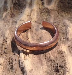 Handmade Adjustable Copper Ring £12.90 Copper Rings, Copper Jewelry, Spiritual Connection, Copper Color, Jewelry Findings, Beautiful Rings, Earthy, Handmade Jewelry, Things To Come