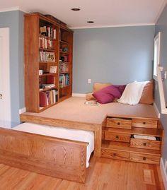 4 skvělé nápady pro malé ložnice i když stále Utilities