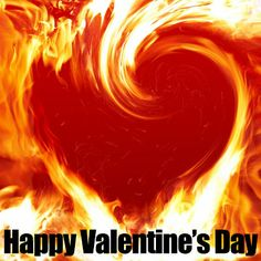 From our Flame to yours - Happy Valentine's Day!