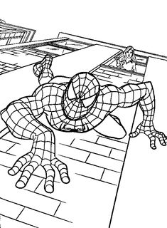 105 Best Spider-Man images | Spiderman coloring, Coloring ...