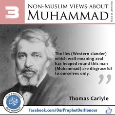 Non- Muslim Views about Muhammad (PBUH) – Islam; The Religion of Peace Cogito Ergo Sum, Islam Religion, Islam Muslim, True Religion, Islamic Inspirational Quotes, Islamic Quotes, Muslim Quotes, Islamic Art, Islamic Studies