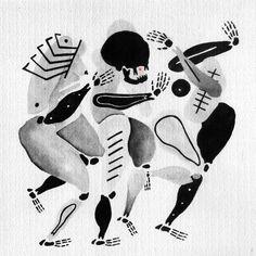 Illustrator Pablo Gerardo Camacho | ILLUSTRATION AGE