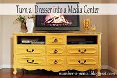 7 Amazing Ideas for Repurposing Old Furniture | At Home - Yahoo! Shine