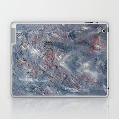 Inhospitable World Laptop & iPad Skin by Morgan Ralston - $25.00