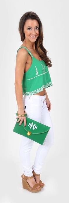 Are YOU ready for St. Patrick's Day?! We are at marleylilly.com! We have a ton of #green products to make your outfit pop! Clothing available at mondaydress.com! #StPatricks #stpattysday #gogreen