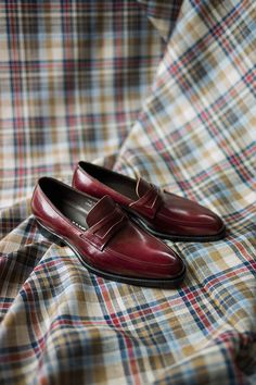Zonkey Boot ZB169 High Street Last Penny Loafer at B&TAILOR