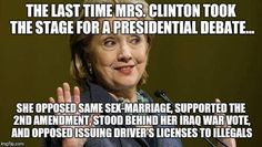 Amazing? So Are You Lying Now or Were You Lying Then Basically You Will Say Anything To Get Elected  #Pjnet #tcot