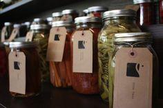 organic looking labels/packaging