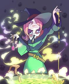 Sucy's Cauldron by rtil on DeviantArt