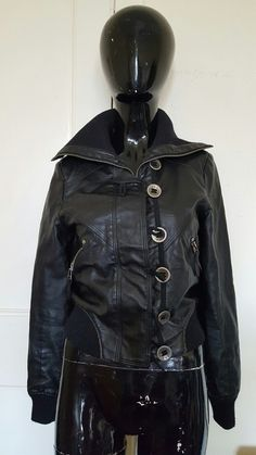 Black Bomber Jacket R