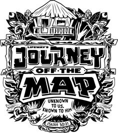 journey off the map vbs 2015 clipart | LifeWay VBS Institutes and Previews Round 3