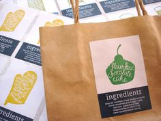 Ingredients-Deli