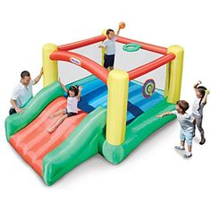Little Tikes Dunk N Toss Bouncer >>> Be sure to check out this awesome product. (This is an affiliate link) #SportsOutdoorPlay