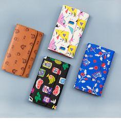 여성 지갑, 빈티지 만화 인쇄 창조적 지갑 PU 가죽 클러치 지갑 카드 동전 가방 선물 LL1494