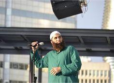 """محمدﷺ کا روضہ قریب ا رہا ہے جنید کی پہلی نعت اخری بھی یہی رہی"""""""
