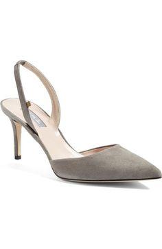 SJP BY SARAH JESSICA PARKER 'Bliss' Slingback Pump (Women). #sjpbysarahjessicaparker #shoes #pumps