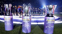 La celebración de los tricampeones en el Camp Nou | FC Barcelona