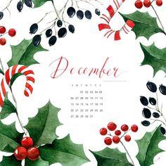 «Вот и пришел первый день зимы, а это значит, что на любимом сайте simplebeyond.con можно скачать календарь на декабрь и новогодние обои)) в этот раз…»