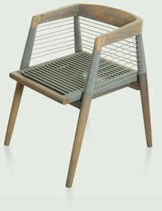 Mara Tub Chair / you'll find these at The Line Hotel's pool patio Outdoor Chairs, Outdoor Furniture, Outdoor Decor, Hotel Pool, Take A Seat, Industrial Chic, Tub Chair, Sofas, Product Design