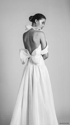 alon livne 2018 bridal wedding gown -- Alon Livné White 2018 Wedding Dresses