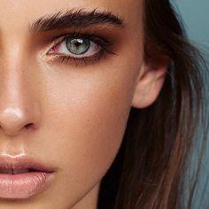 Look natural en tendencias de maquillaje para este verano