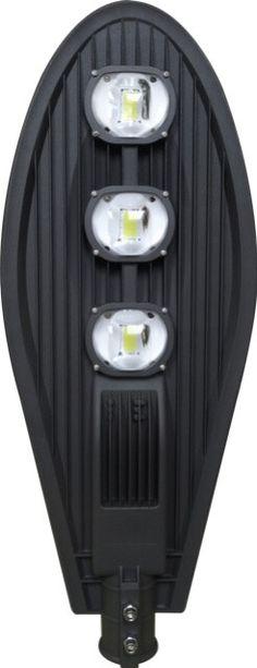 Fiind solutia ideala pentru a fi montata la inaltimi mari datorita puterii celor 3 LED-uri individuale de 50W LAMPA STRADALA CU LED 150W ALB RECE are o durata de viata mare de 30.000 ora si un flux luminos eficient de 85 lumeni/Watt. Led, Thing 1, Electronics, Consumer Electronics