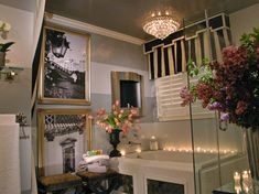 8 Bathroom Makeovers From Fave HGTV Designers | Bathroom Ideas & Design with Vanities, Tile, Cabinets, Sinks | HGTV