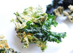 Rawmazing Raw Food Recipes - Kale Chips