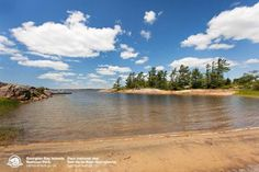 """Discover """"An Island to Oneself"""" Where No Cars Are Allowed, Beausoleil Island"""