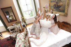 We Are Flowergirls- Flowercrown- Weddingcrown_ Headpiece-Accessoire-Handmade-Hairaccessoire- Headband Headpiece, Selfie, Handmade, Accessories, Hand Made, Head Piece, Craft, Headdress