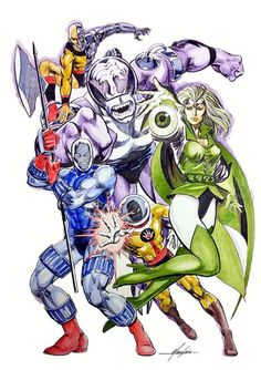 The Fatal Five
