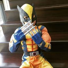Pin for Later: These Are the Most Popular Kid Costumes of the Last 26 Years 2000 Wolverine