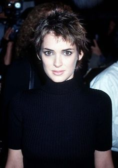 Obsessed with Winona Ryder's 90's style