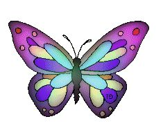 """Image """"animated-butterfly-image-0332"""" in Animated Butterflies Images - AnimatedImages.org"""