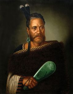 The director of the International Art Center in New Zealand says a stolen Lindauer painting being advertised on the dark web is a hoax. Maori Face Tattoo, Samoan Tattoo, Polynesian Tattoos, Tattoo Ink, Arm Tattoo, Auckland, Maori Words, Thinking In Pictures, Pocket Watch Tattoos