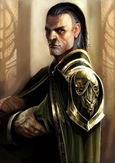 L'Empereur Aodren de Meïos