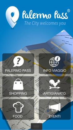 Palermo Pass | Free app for Android & Apple with info on transport, shopping, food and events in Palermo