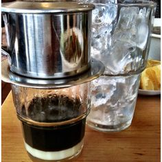 Vietnamese white coffee