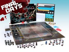 DreadBall Xtreme - The Brutal Sci-fi Sports Board Game by Mantic Games — Kickstarter