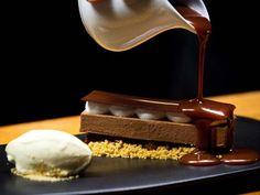 Shannon Bennett's Chocolate Peanut Bar