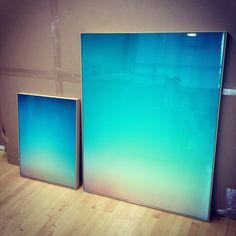 Liquid Glass Works | Eric Cahan