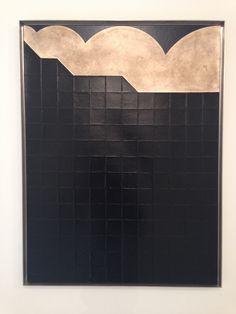 """Gottfried HONEGGER """"Tableau Relief P 105"""" (1965), Espace de l'Art Concret, Mouans-Sartoux, French Riviera & Provence, France, by www.yourguideboba.com"""